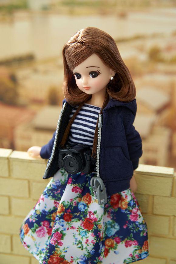 Doll Icon Licca-chan Makes her Modelling Debut in Oggi Magazine | ARAMA! JAPAN