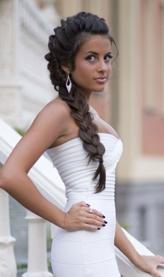 44 Schone Hochzeitsfrisuren Fur Lange Haare Hochzeitsfrisur