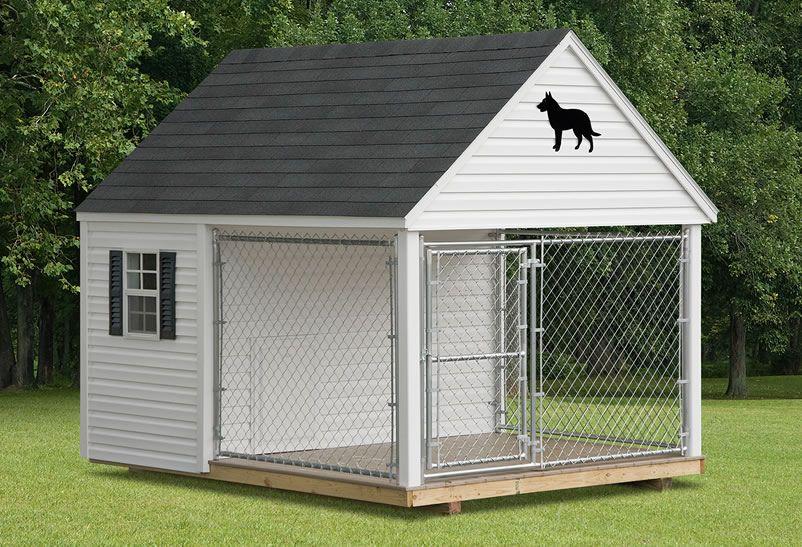 Pet Kennel Furniture | Dog Kennels :: Dog Kennel (6u0027 To 8u0027