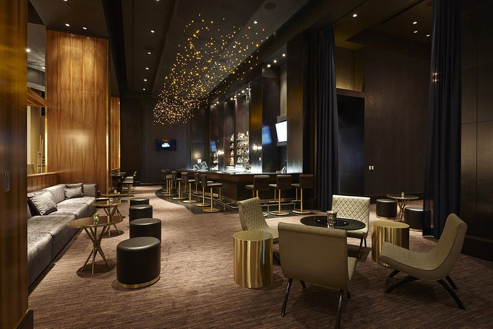 A long way from south beach delano opens in las vegas for Delano hotel decor
