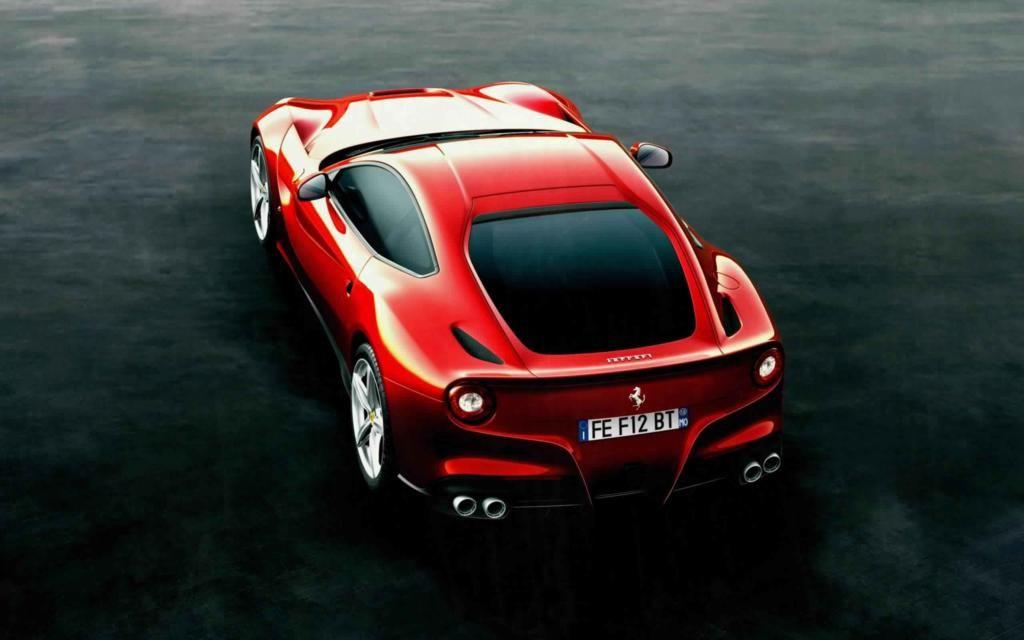 Iphone X Wallpaper 4k Ferrari F Berlinetta Supercar Wallpaper X