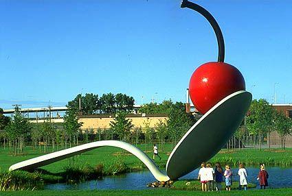Claes Oldenburg: Oversized Art, Oversized Presence | ArtThatFits Blog | Claes  oldenburg, Claes oldenburg sculptures, Oldenburg