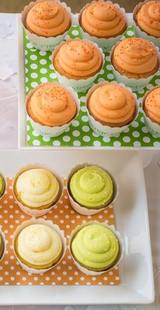 Ashley Winn Design: Let Them Eat Cake Cupcakes