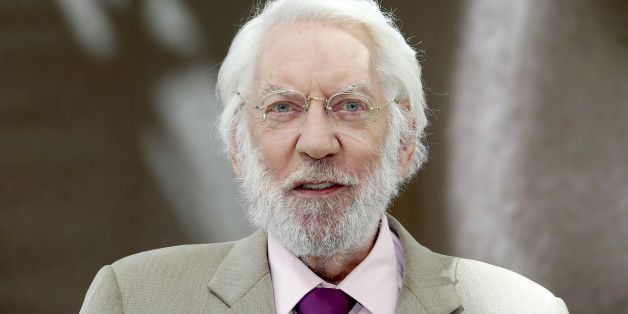 Donald Sutherland, Proud Canadian, Has A Message For Harper