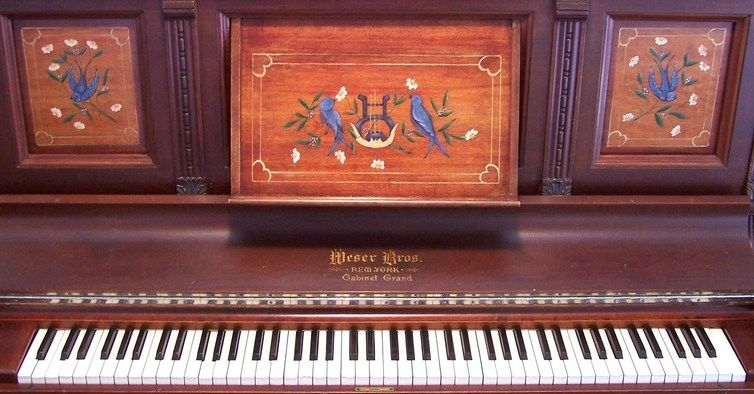 Katherine Russell - The Painted Piano Music Studio