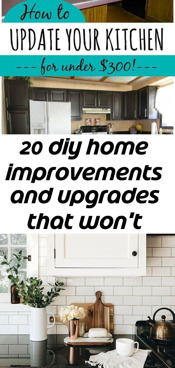 20 Diy Home Improvements And Upgrades That Won T Break Your Budget 42 Diy Home Improvement Home Improvement Home Diy