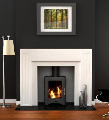 Risultati Immagini Per Art Deco Fireplace