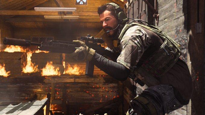 Playstation On Twitter In 2020 Modern Warfare Call Of Duty Warfare