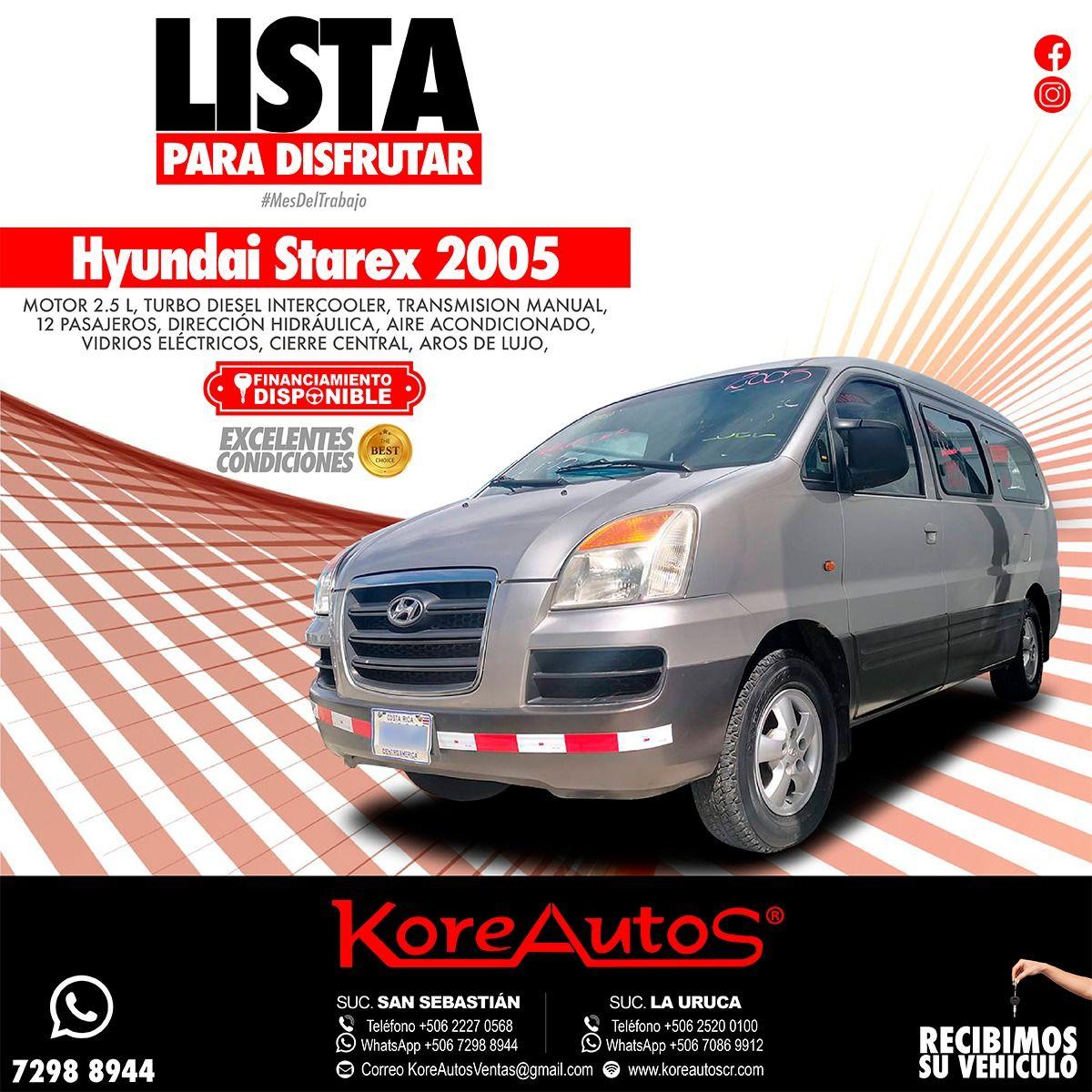 Hyundai Starex 2005 Hyundai, Suv car, Vehicles
