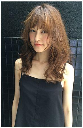 コナレ感アップ 梨花みたいなハイレイヤーな髪型がかわいい 美髪
