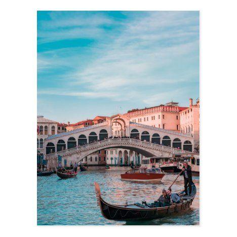 Venice, Italy Postcard | Zazzle.com