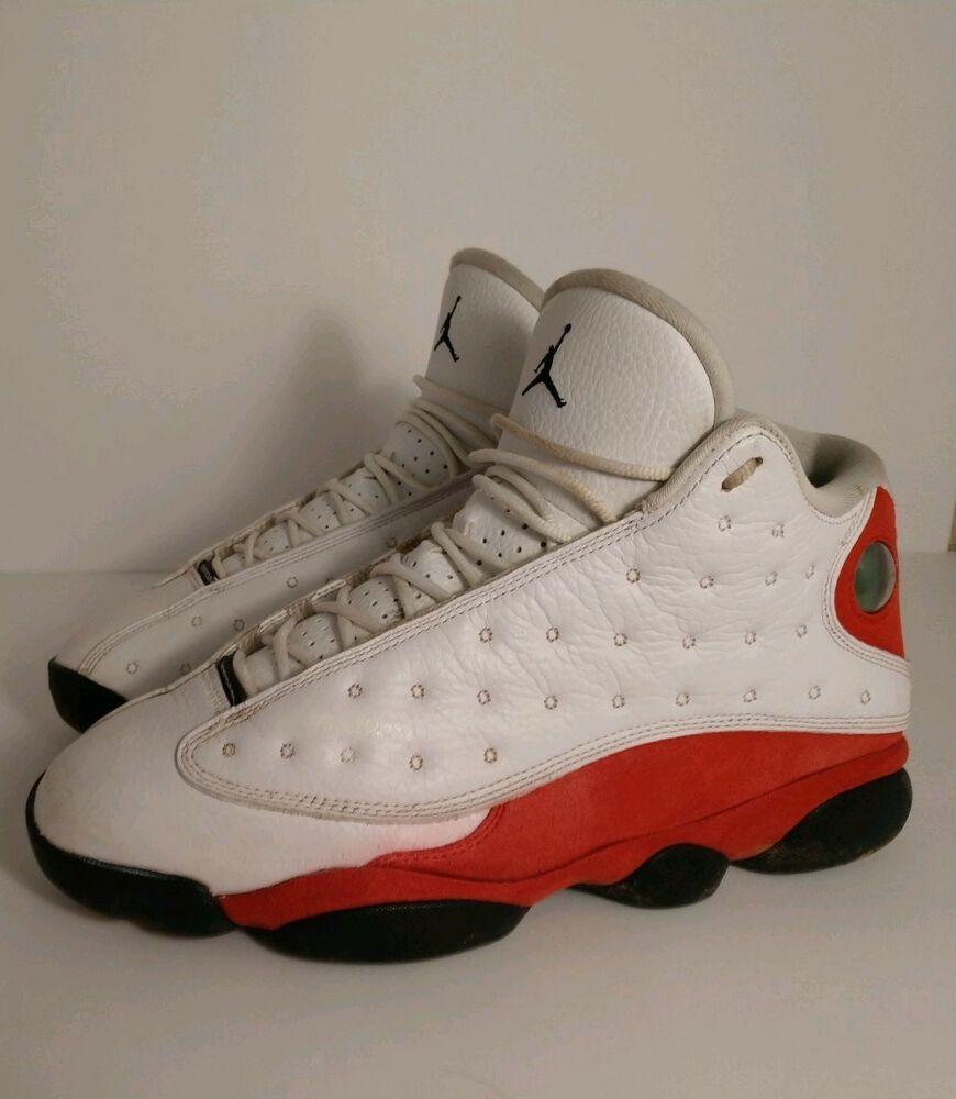 45c7255f19841d Retro Jordan 13 Retro Chicago Size 10 1 3 4 5 6 7 9 10 11 RARE GOOD  CONDITION  fashion  clothing  shoes  accessories  mensshoes  athleticshoes  (ebay link)