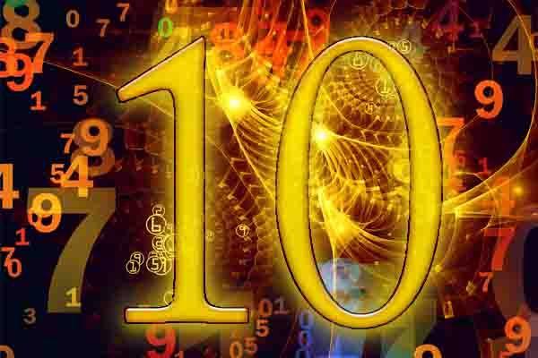 Numerologia El significado del numero 10 Según el tarot ...