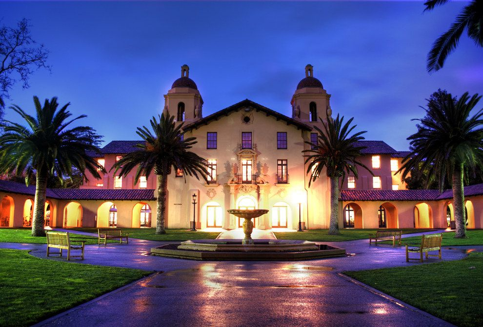 top football colleges in california
