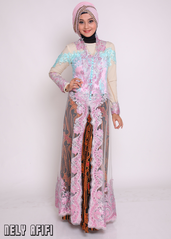 Kebaya Muslim Pajama Pajamas
