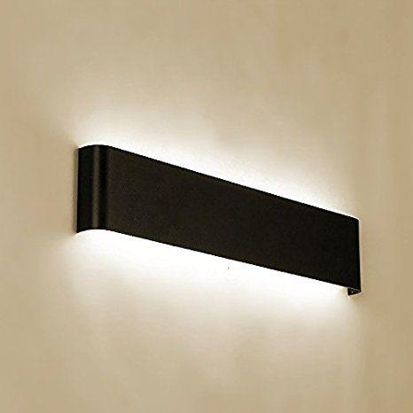 TIANLIANG04 Modernes, Minimalistisches Led Aluminium Lampe - badezimmerspiegel mit licht