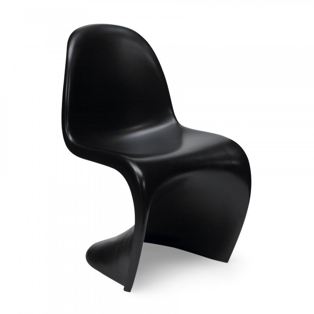 Perfect The Verner Panton Style Chair Is Made From A Single Piece Of Strong,  Flexible Material