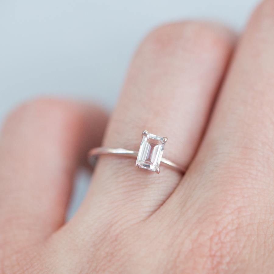 8e19bc622628f Morganite Ring by Jamie Park Jewelry | LR in 2019 | Rose gold ...