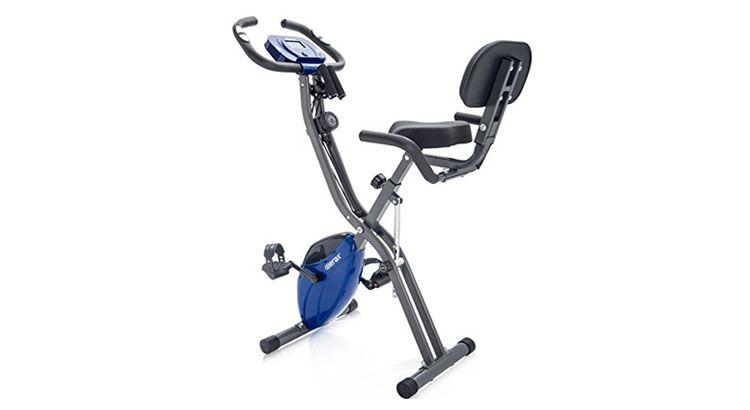 Merax Folding 3 In 1 Adjustable Exercise Bike Review Biking