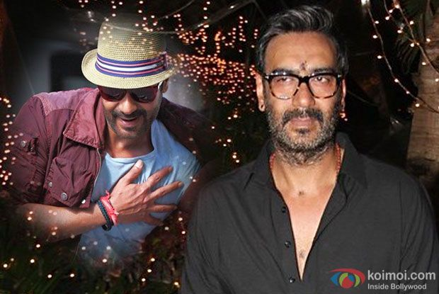Dont Have Grace In Dancing: Ajay Devgn