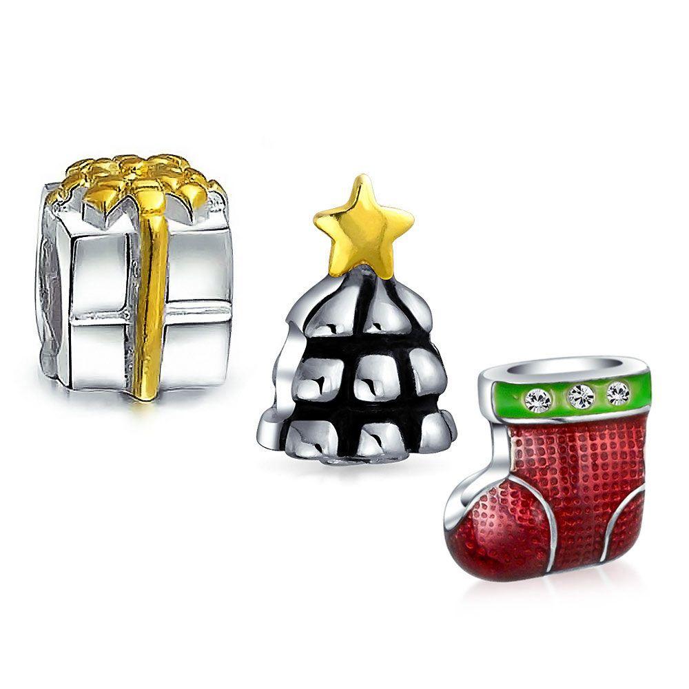 Xmas joy bead bundle pandora charms christmas pinterest