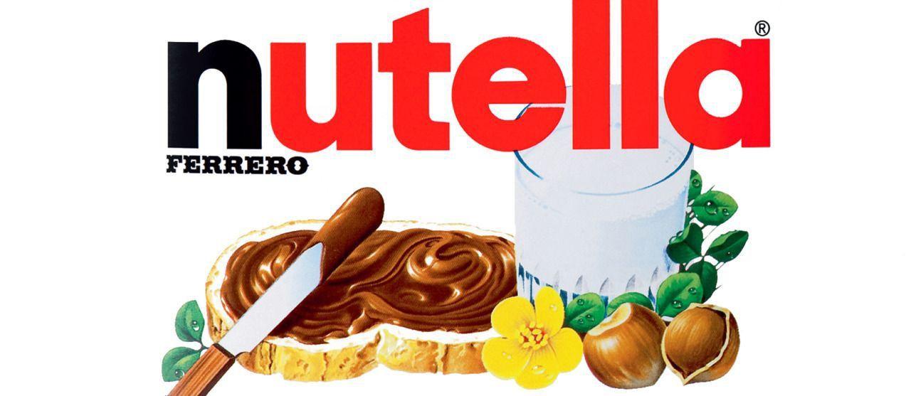 Label De Nutella Para Poner En El Dispensador De Jabon Nutella Label Nutella Nutella Image