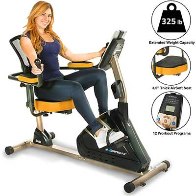 Top 10 Best Recumbent Exercise Bikes In 2020 Reviews With Images