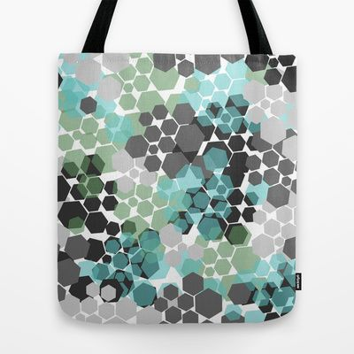 Night Tote Bag by nandita singh - $22.00