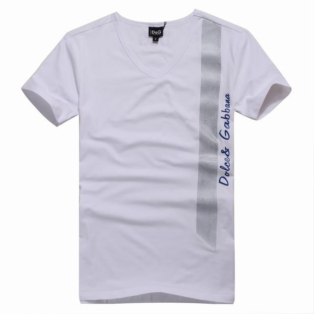 polo ralph lauren discount Dolce & Gabbana Short Sleeve Men's T-Shirt White http://www.poloshirtoutlet.us/