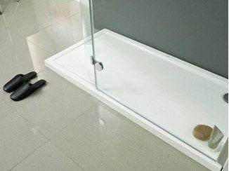 Rectangular Acrylic Shower Tray Arquitect Systempool Shower Tray Shower Bathtub Shower