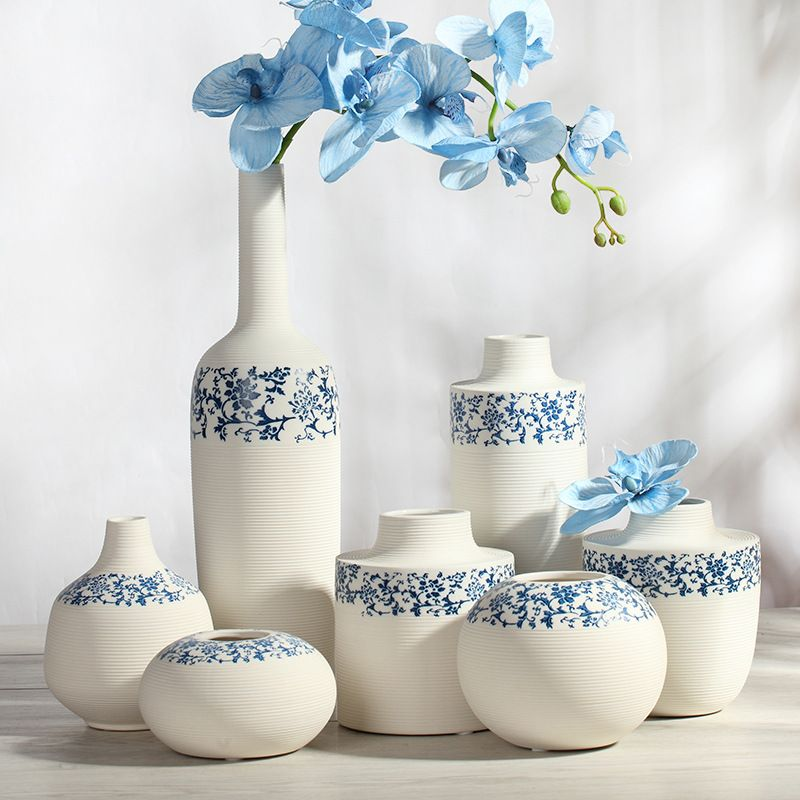 Find More Pottery Enamel Information About Porcelain Antiques Shipping Real Ceramic Vases Home Decor Hand Painted Flor With Images Vase Shop Painted Teapot Painted Vases