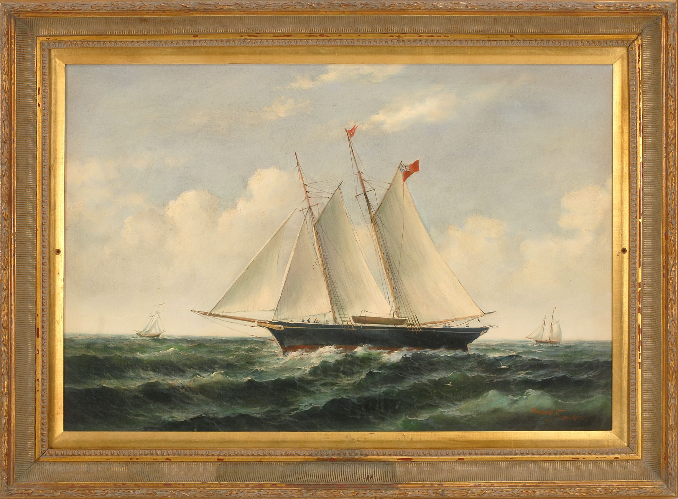 Paintings Auction - Marine Art And Antiques Eldred'