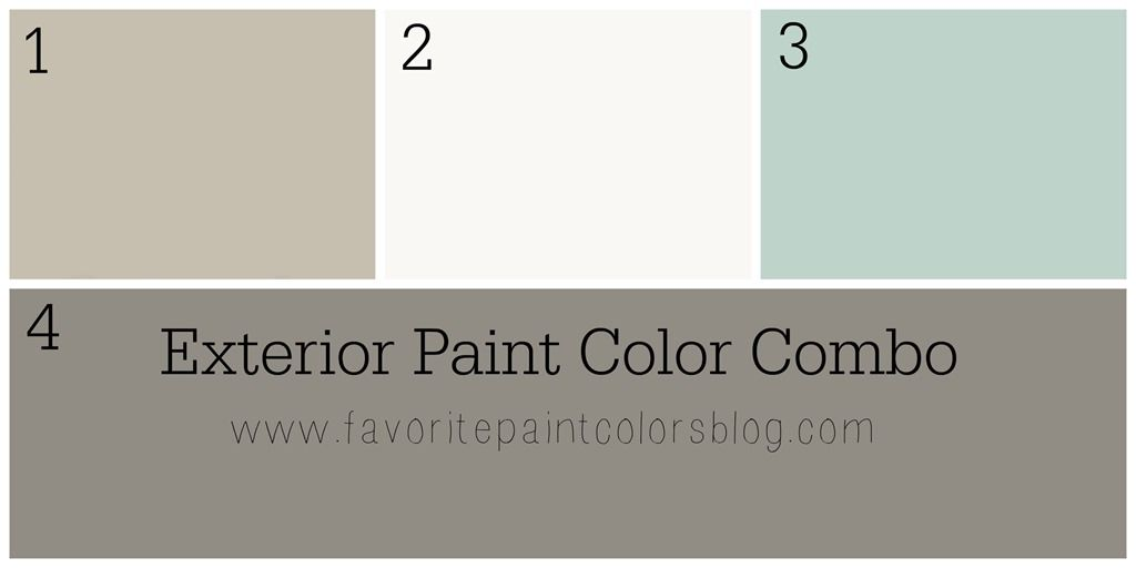 Exterior paint colors combinations home design - Best exterior paint combinations model ...
