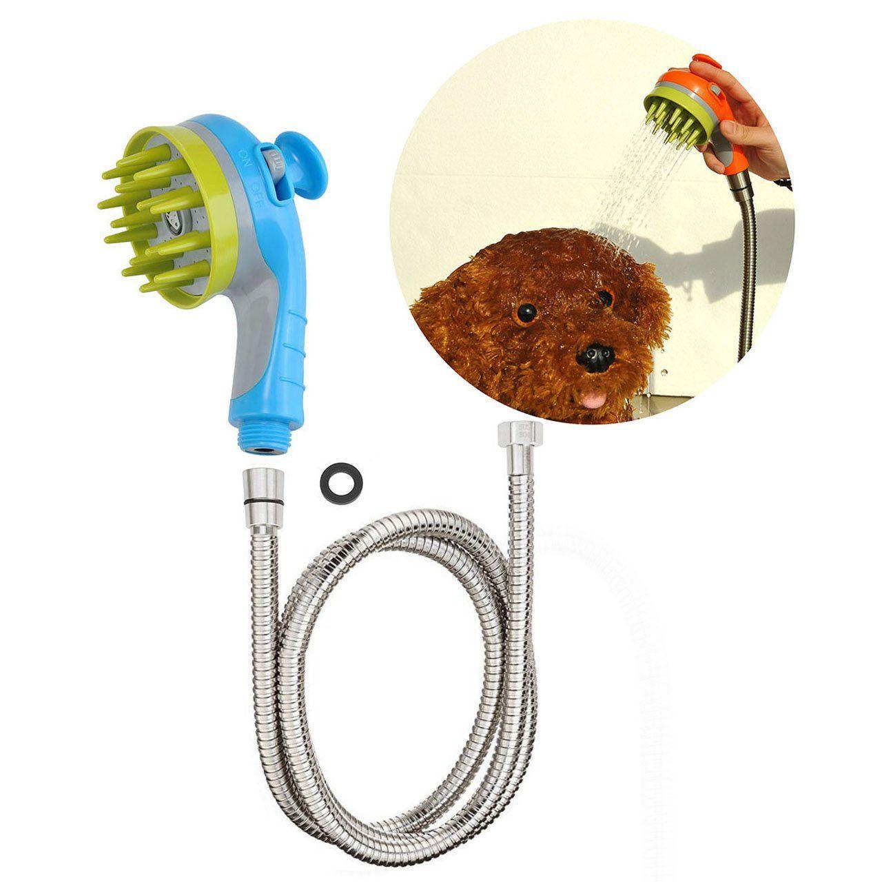 Mogoko Multifunctional Pet Shower Head Sprayer Set Indoor Use Dog