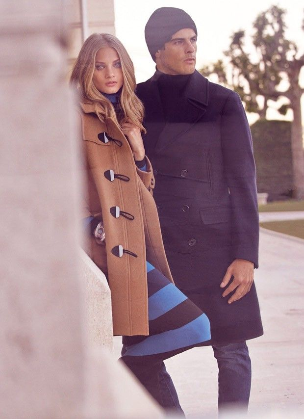 Evandro Soldati and Ollie Edwards for Beymen Club FW15