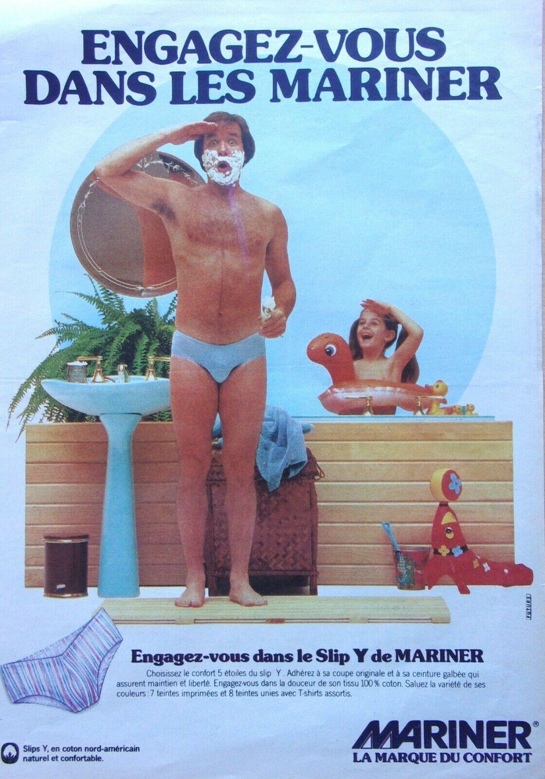 Mariner Slip Homme