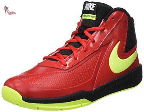nike chaussure enfant garcon rouge