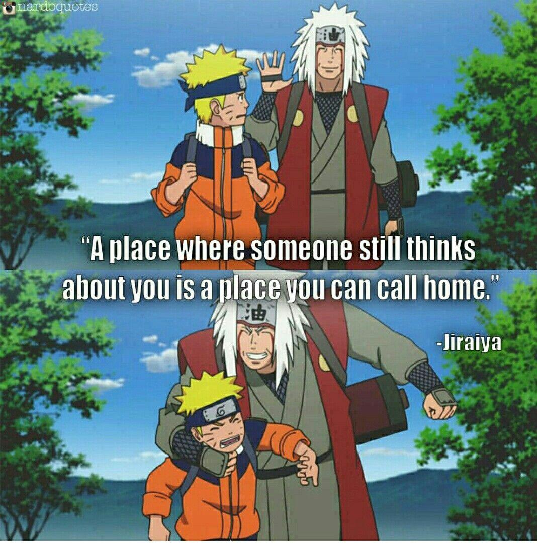 naruto anime quote naruto jiraiya naruto comic naruto facts