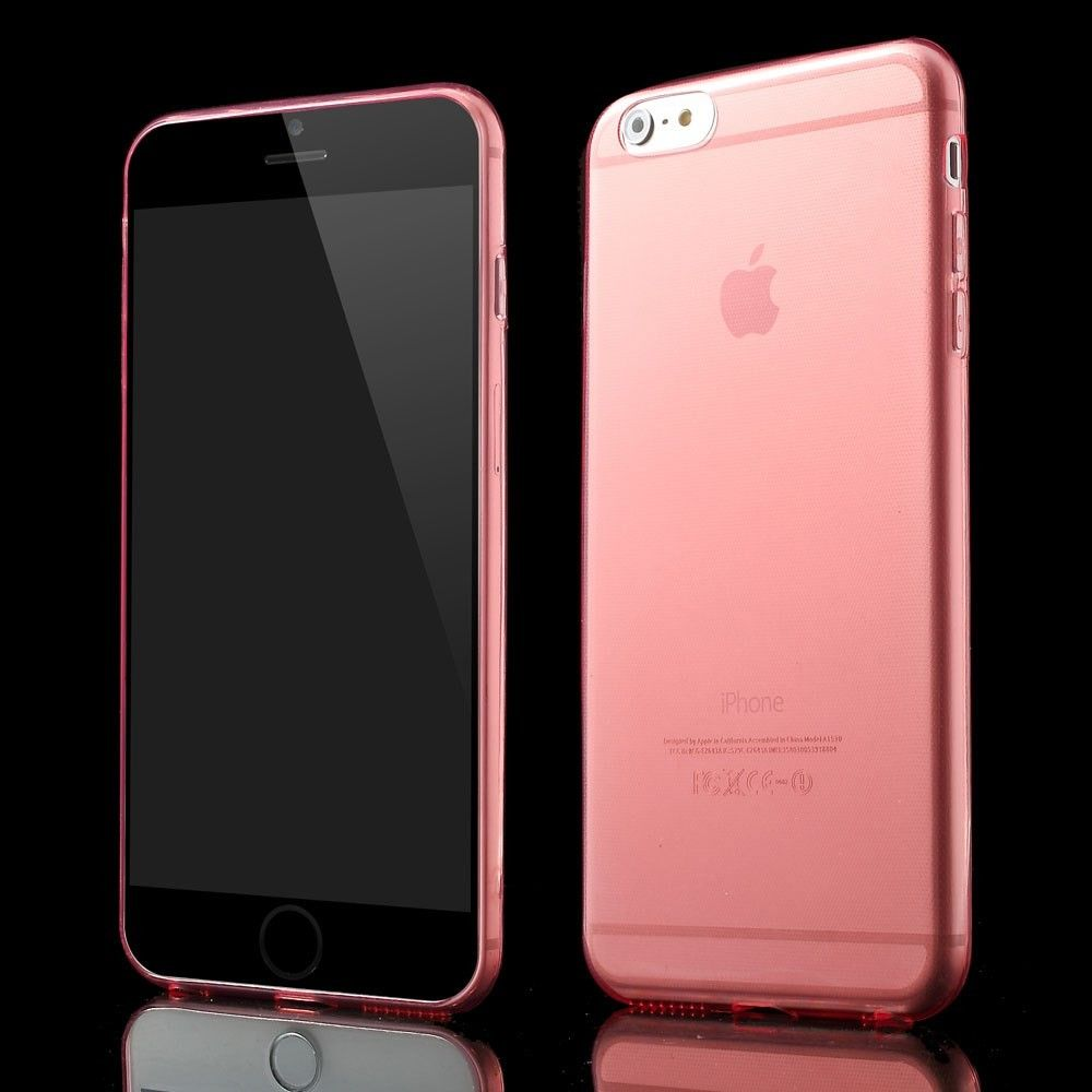 rue iphone coque utra fine silicone pour apple iphone 6 plus invisible edition couleur rose la. Black Bedroom Furniture Sets. Home Design Ideas