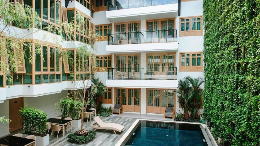 Das Moondragon Hotel Chiang Mai in Chiang Mai buchen