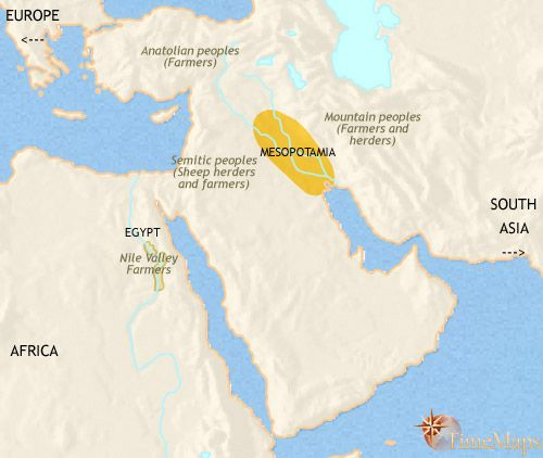 Ancient mesopotamia was the earliest civilization in world history ancient mesopotamia was the earliest civilization in world history and the longest lasting it gumiabroncs Image collections