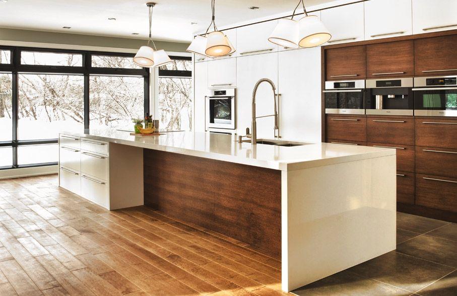 Maisons contemporaines et construction contemporaine Interior