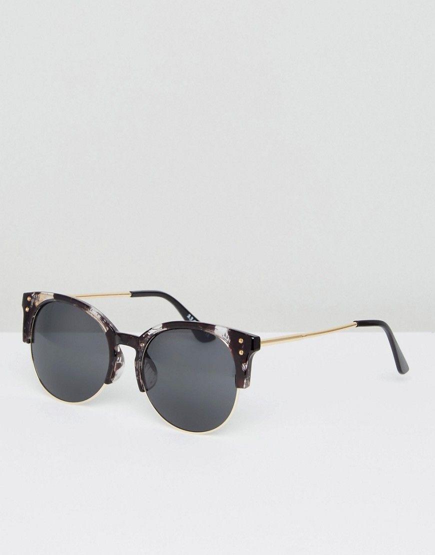52c7ee6b544 Get this Aj Morgan s sunglasses now! Click for more details. Worldwide  shipping. AJ Morgan Grey Tort Sunglasses - Grey  Sunglasses by AJ Morgan  Eyewear