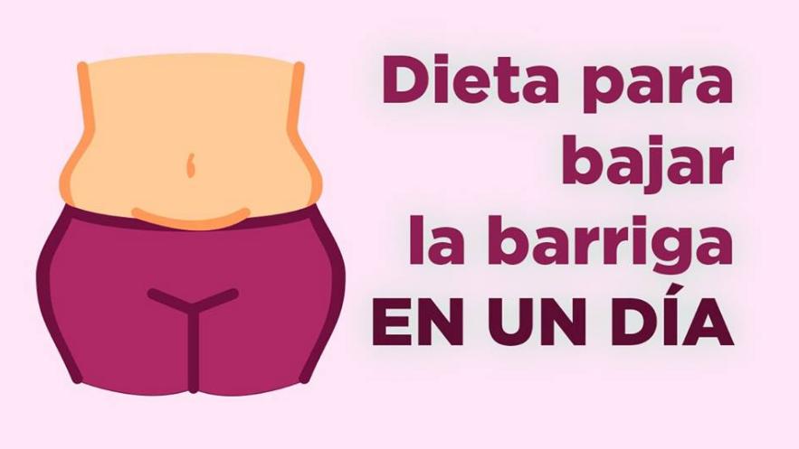 Perdida de peso y barriga hinchadas
