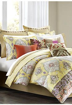 Echo Design Colorful Kilim 4pc Comforter Set Online Only Belk Bedding Remodel Bedroom Bedroom Design Comforter Sets