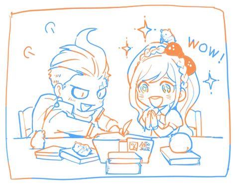 Gundam and Sonia