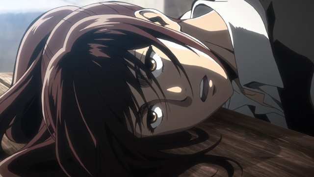 """FEATURE Head Space """"Attack on Titan"""" Enemies within the"""