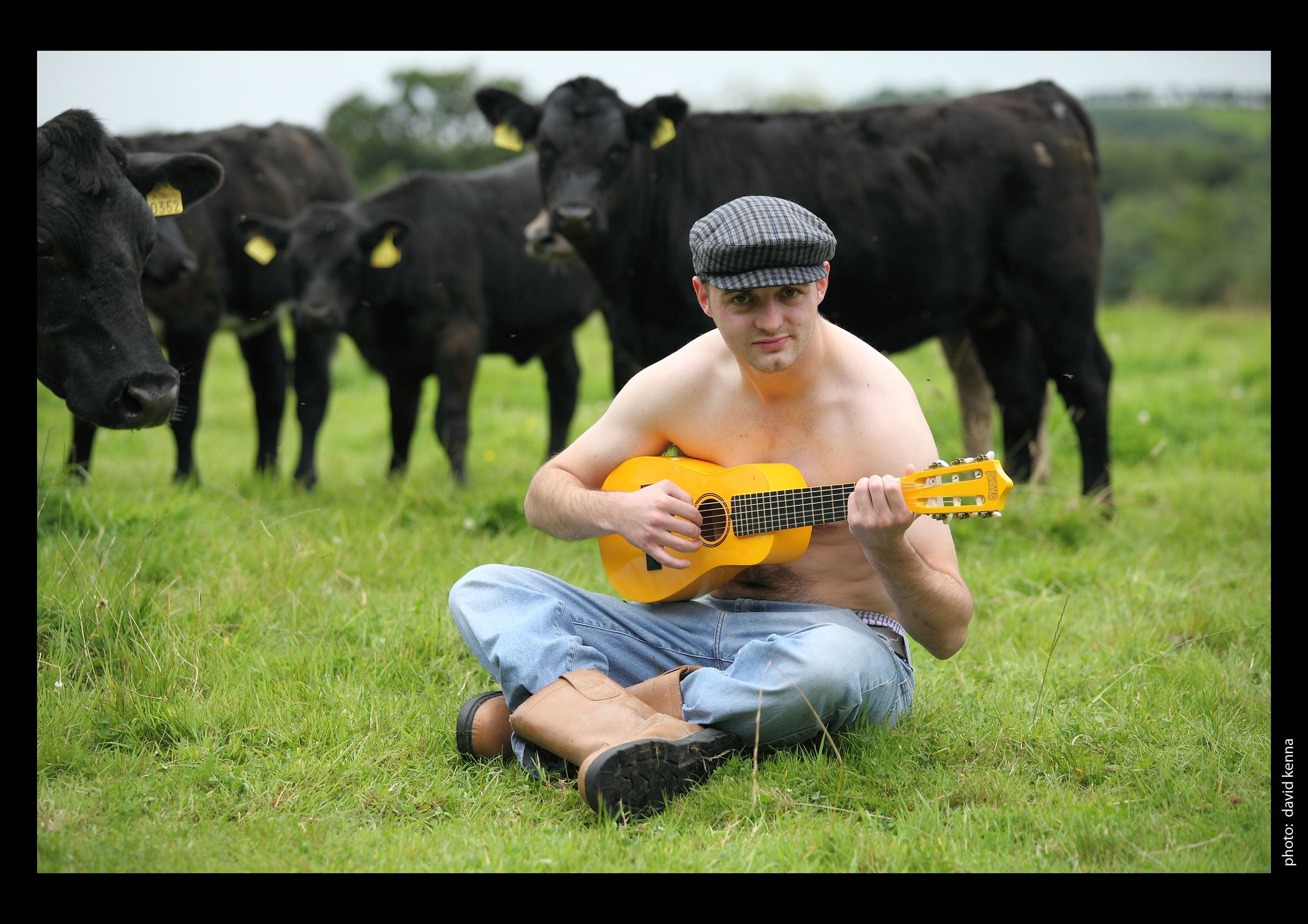 The new Irish Farmers Calendar has been released and its