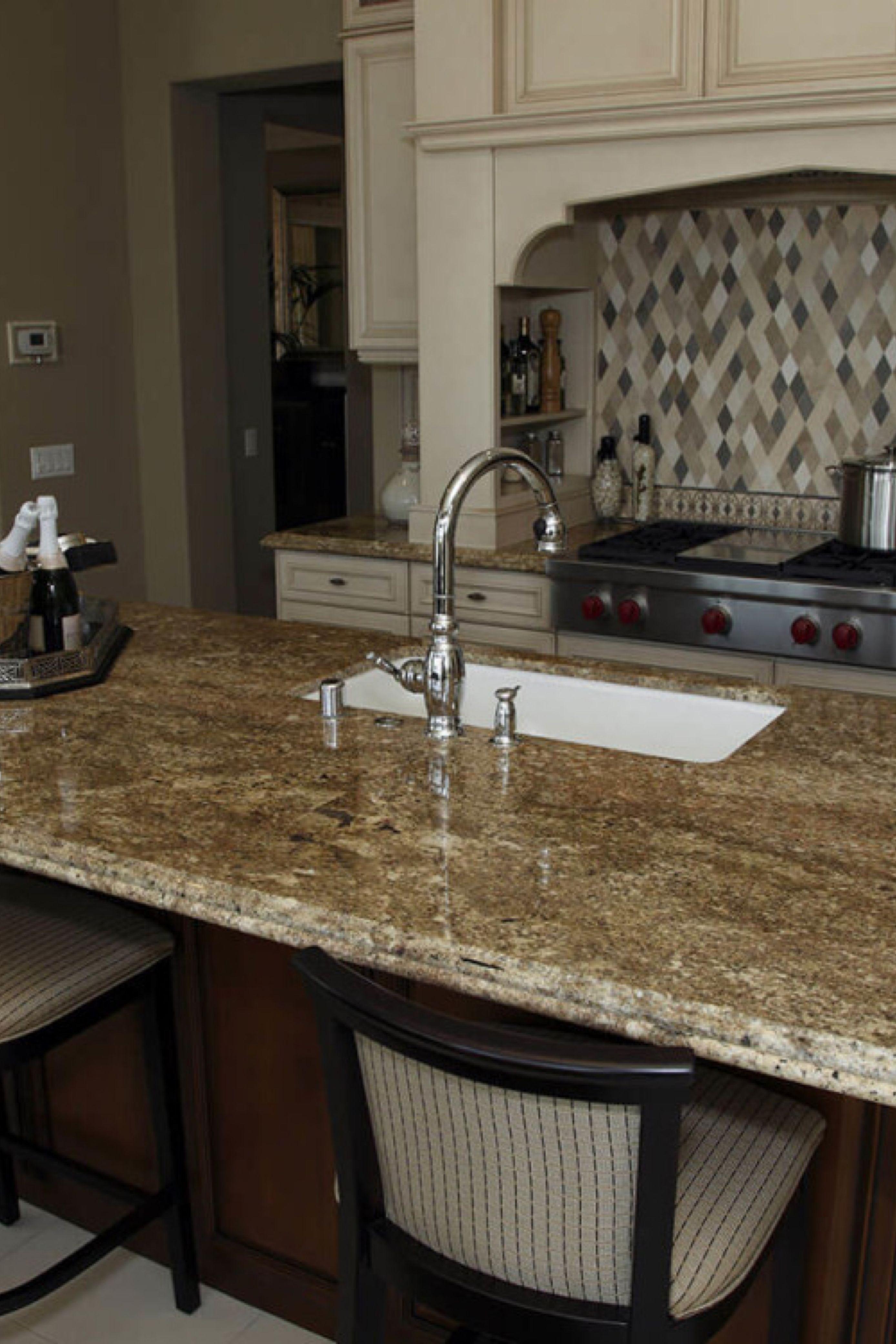 Bengali Granite In 2020 Gourmet Kitchen Design Kitchen Design Granite Countertops Kitchen Design Pictures