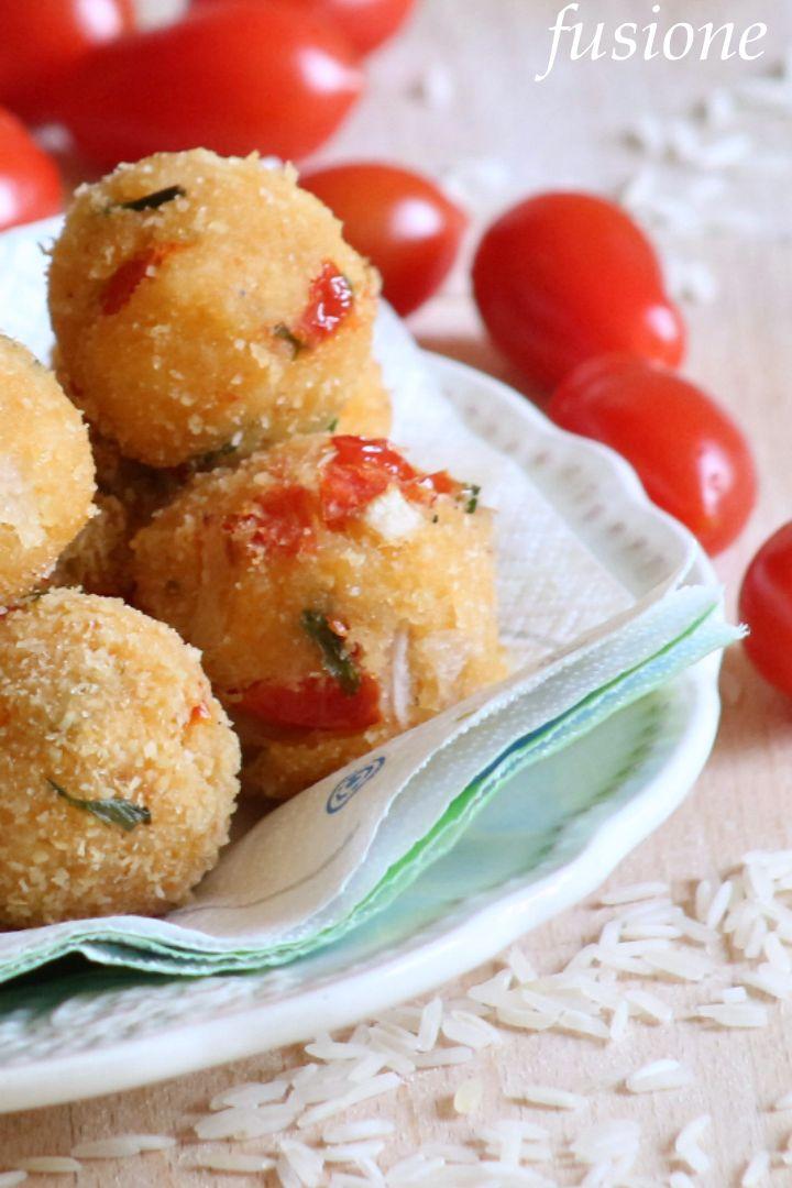 Polpette di riso basmati ricetta ricette cibo for Cucinare vegetariano